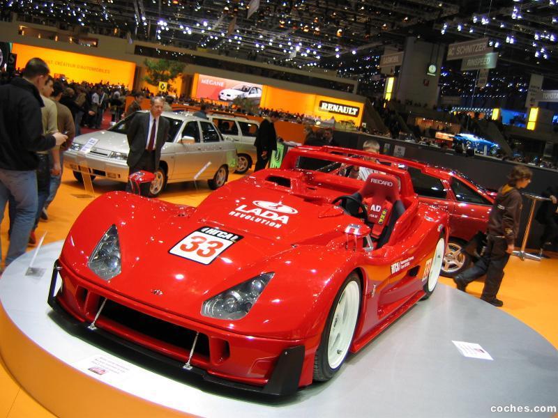 Foto 0 de Lada Revolution Concept 2003