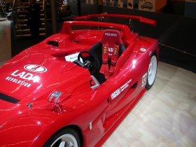 Ver foto 3 de Lada Revolution Concept 2003