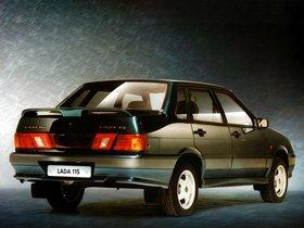 Ver foto 2 de Lada Samara 115 2115 1997