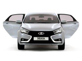 Ver foto 20 de Lada Vesta Concept 2014