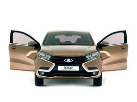 Ver foto 15 de Lada XRAY Concept 2 2014