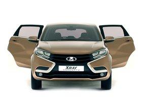 Ver foto 14 de Lada XRAY Concept 2 2014