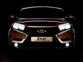 Ver foto 13 de Lada XRAY Concept 2 2014