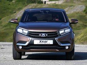 Ver foto 8 de Lada XRAY Concept 2 2014