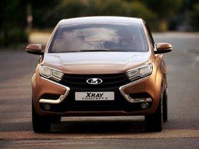 Ver foto 5 de Lada XRAY Concept 2 2014