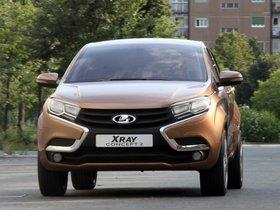 Ver foto 1 de Lada XRAY Concept 2 2014