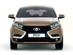 Ver foto 20 de Lada XRAY Concept 2 2014