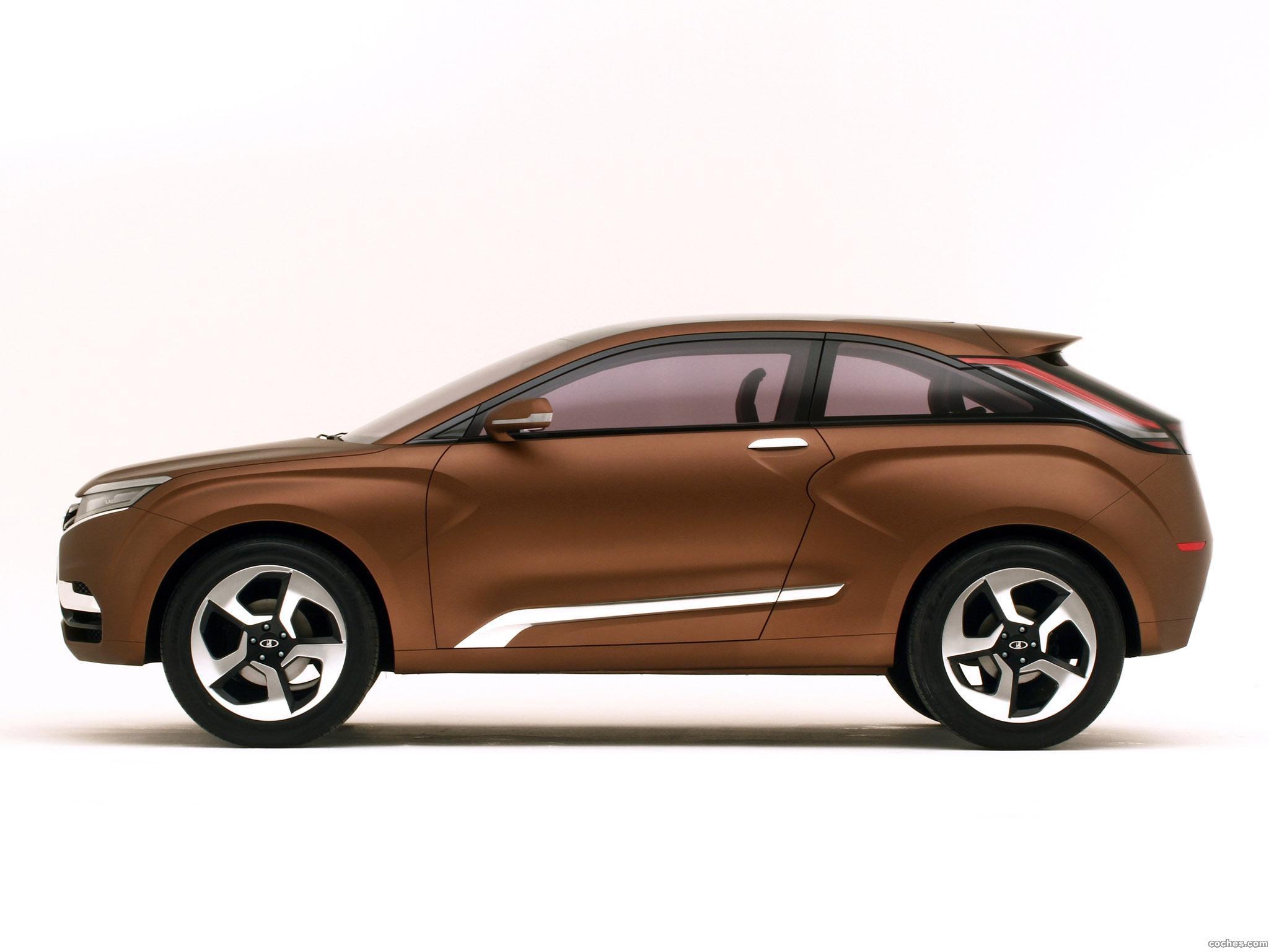 Foto 9 de Lada XRAY Concept 2012