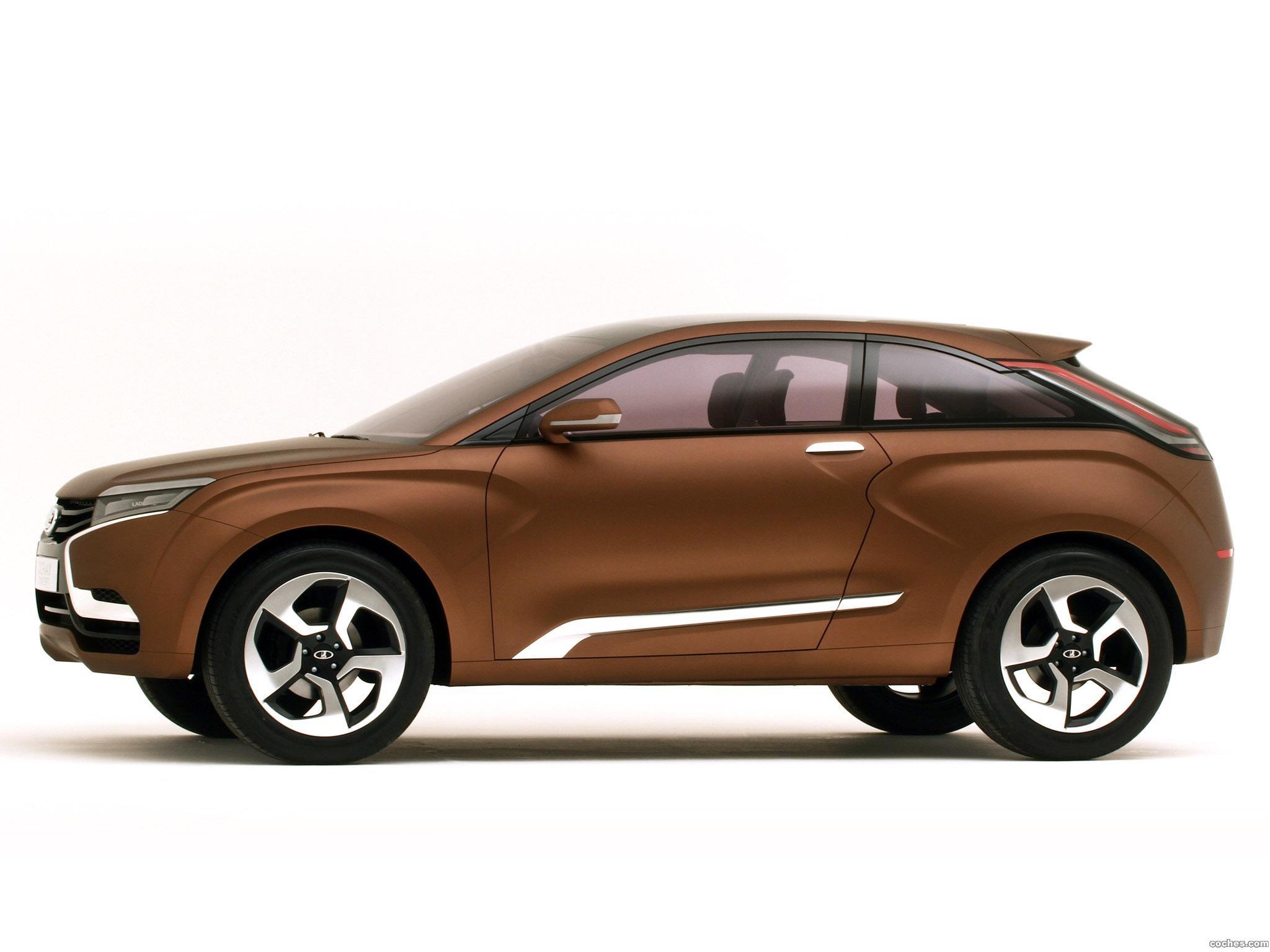 Foto 8 de Lada XRAY Concept 2012