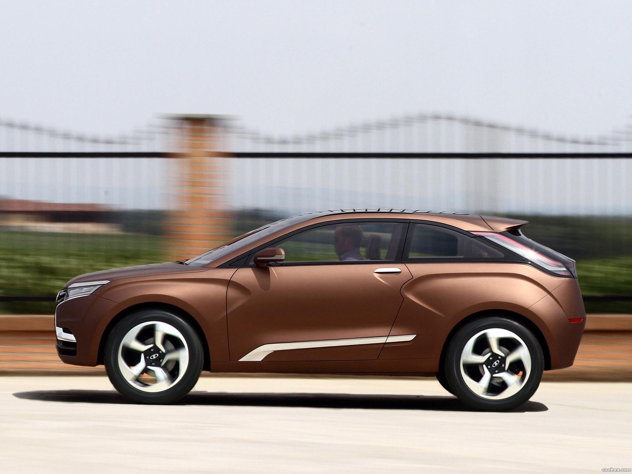 Foto 5 de Lada XRAY Concept 2012