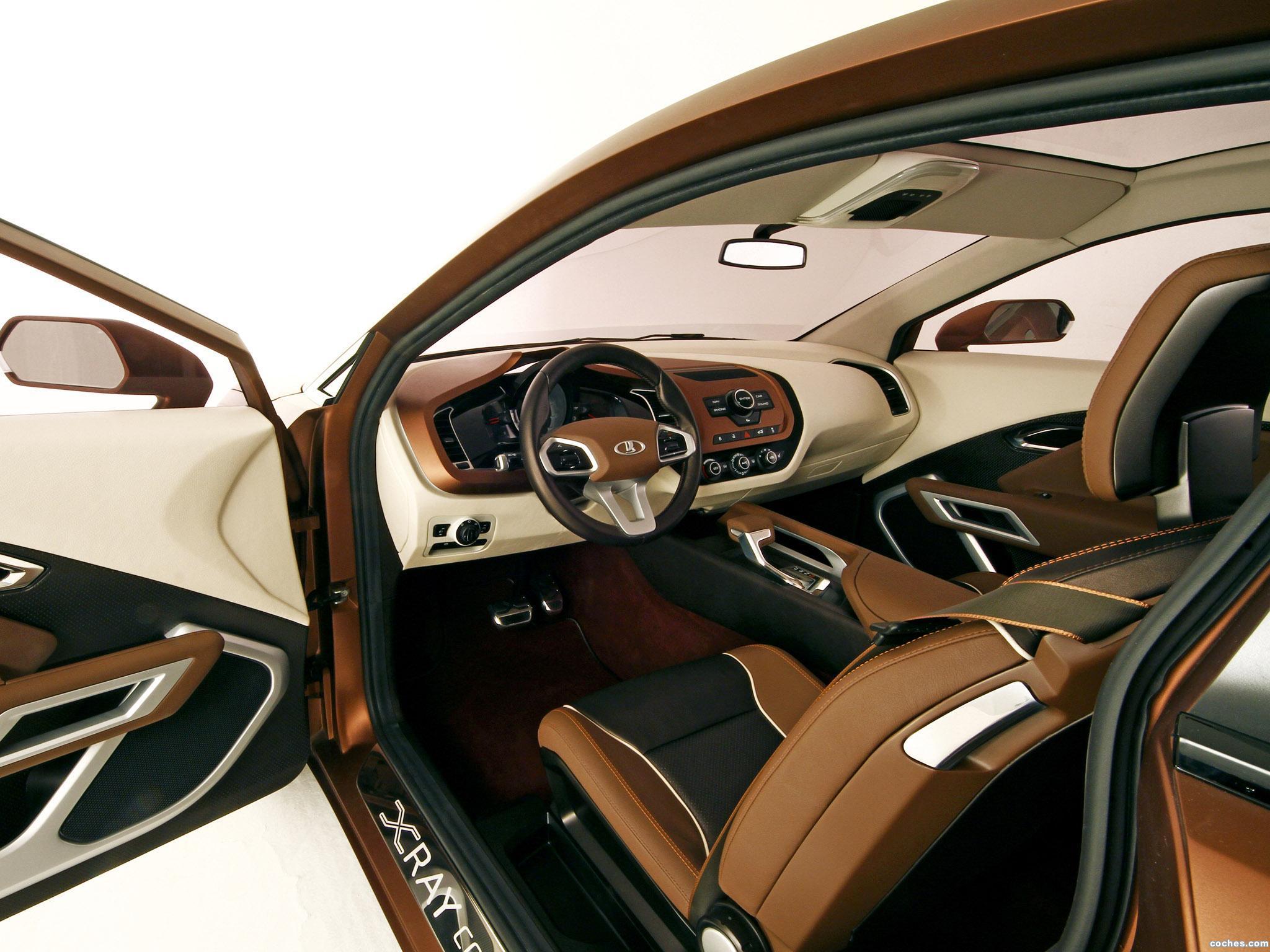 Foto 19 de Lada XRAY Concept 2012