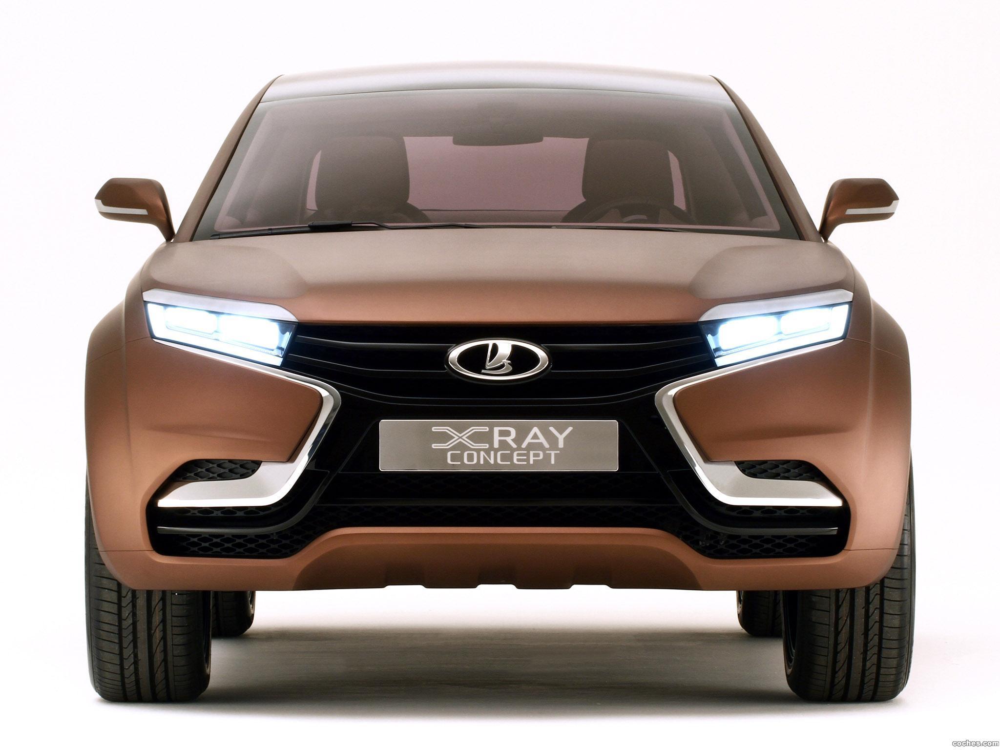 Foto 16 de Lada XRAY Concept 2012