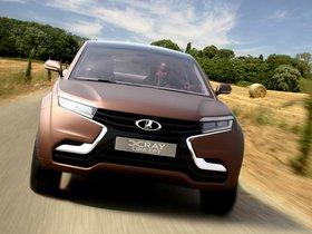 Ver foto 7 de Lada XRAY Concept 2012