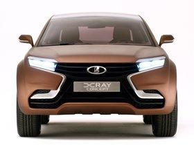 Ver foto 17 de Lada XRAY Concept 2012