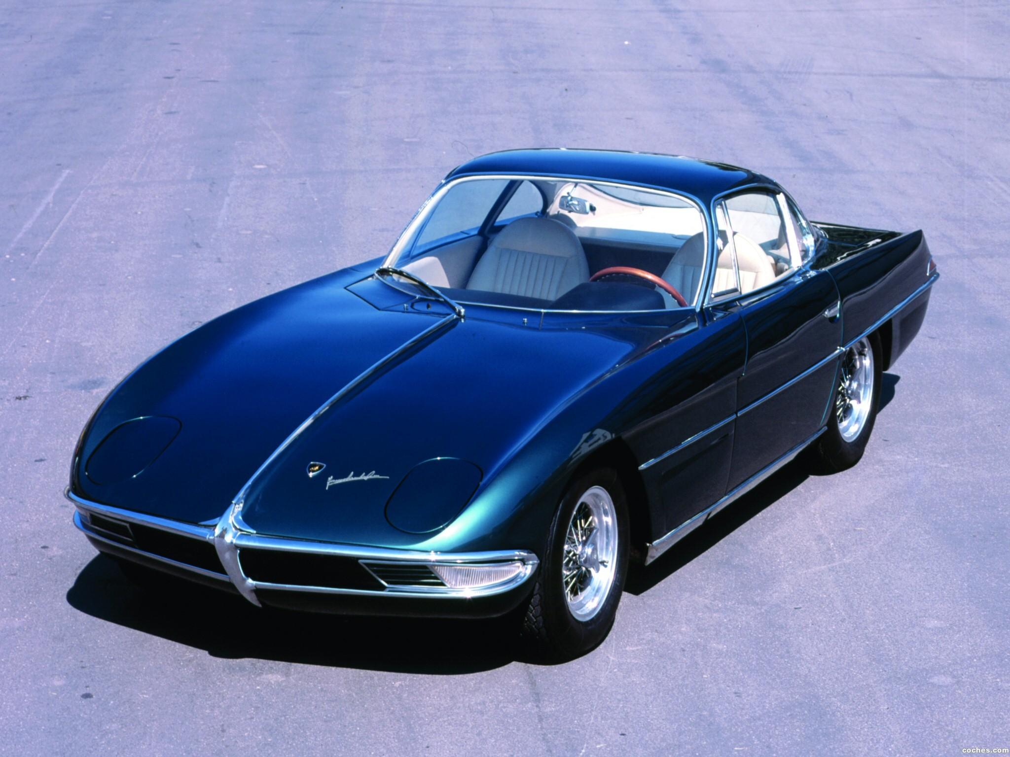Foto 0 de Lamborghini 350 GTV 1963