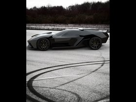 Ver foto 12 de Lamborghini Ankonian Concept Design by Slavche Tanevski 2011