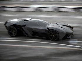 Ver foto 11 de Lamborghini Ankonian Concept Design by Slavche Tanevski 2011