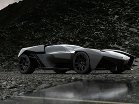 Ver foto 7 de Lamborghini Ankonian Concept Design by Slavche Tanevski 2011