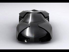 Ver foto 5 de Lamborghini Ankonian Concept Design by Slavche Tanevski 2011