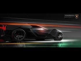 Ver foto 21 de Lamborghini Ankonian Concept Design by Slavche Tanevski 2011