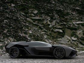 Ver foto 2 de Lamborghini Ankonian Concept Design by Slavche Tanevski 2011