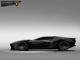 Ver foto 20 de Lamborghini Ankonian Concept Design by Slavche Tanevski 2011