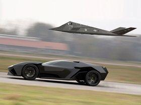 Ver foto 19 de Lamborghini Ankonian Concept Design by Slavche Tanevski 2011