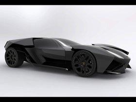 Ver foto 15 de Lamborghini Ankonian Concept Design by Slavche Tanevski 2011