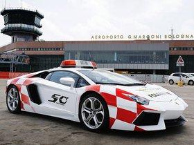 Ver foto 3 de Lamborghini Aventador Bologna Airport Follow Me Car 2013