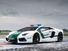 Ver foto 3 de Lamborghini Aventador Dubai Police Car 2014