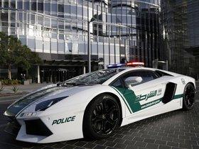 Ver foto 2 de Lamborghini Aventador Dubai Police Car 2014