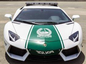 Ver foto 1 de Lamborghini Aventador Dubai Police Car 2014