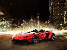Ver foto 17 de Lamborghini Aventador J Concept 2012