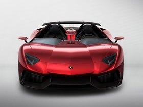 Ver foto 8 de Lamborghini Aventador J Concept 2012