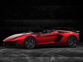 Ver foto 6 de Lamborghini Aventador J Concept 2012