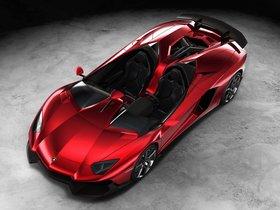 Ver foto 5 de Lamborghini Aventador J Concept 2012