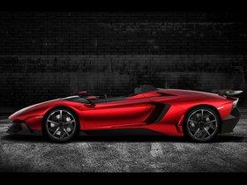Ver foto 4 de Lamborghini Aventador J Concept 2012