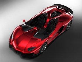 Ver foto 2 de Lamborghini Aventador J Concept 2012