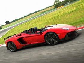Ver foto 16 de Lamborghini Aventador J Concept 2012