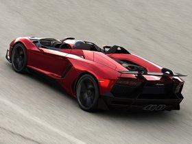 Ver foto 15 de Lamborghini Aventador J Concept 2012