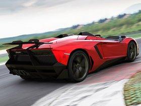 Ver foto 13 de Lamborghini Aventador J Concept 2012