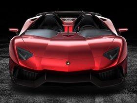 Ver foto 11 de Lamborghini Aventador J Concept 2012