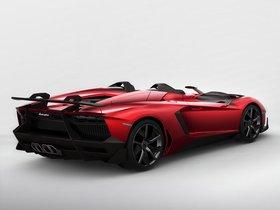 Ver foto 10 de Lamborghini Aventador J Concept 2012
