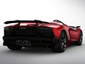 Ver foto 9 de Lamborghini Aventador J Concept 2012