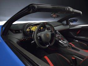 Ver foto 10 de Lamborghini Aventador LP-750-4 Superveloce Roadster LB834 2015