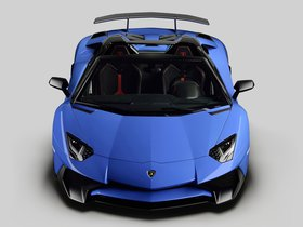 Ver foto 3 de Lamborghini Aventador LP-750-4 Superveloce Roadster LB834 2015