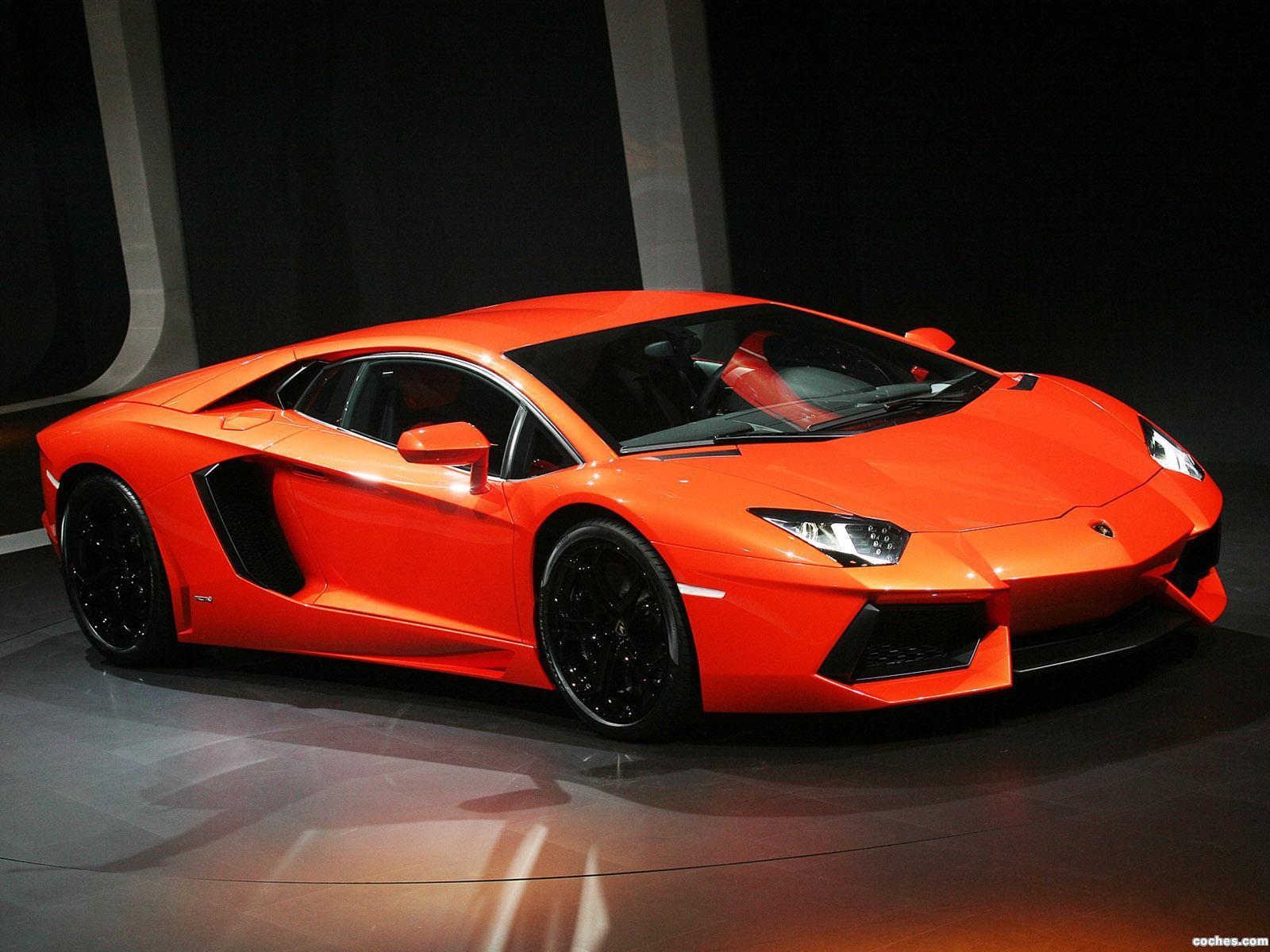 Foto 0 de Lamborghini LP700-4 2011