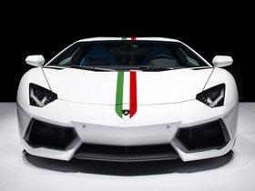 Ver foto 2 de Lamborghini Aventador LP700-4 Nazionale 2014