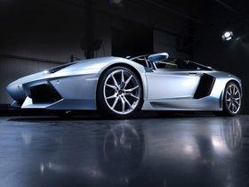 Ver foto 17 de Lamborghini Aventador LP700-4 Roadster 2013