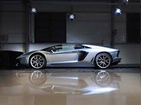 Ver foto 13 de Lamborghini Aventador LP700-4 Roadster 2013
